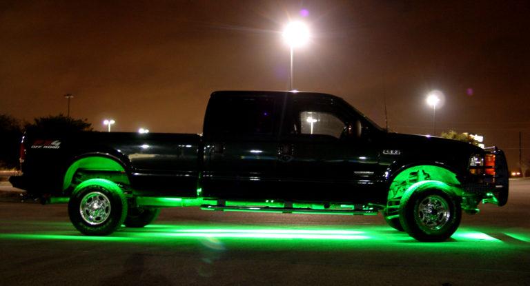Installs Custom Automotive Led Lighting